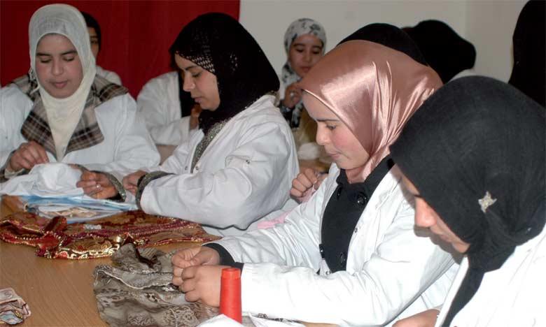 L'INDH accorde un intérêt particulier à la promotion  des activités génératrices de revenus