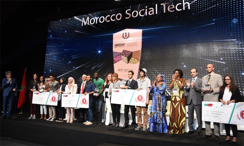 Morocco Social Tech : Premier hackathon de MTF sous le signe de l'entrepreneuriat social