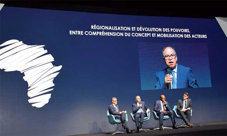 «Régionalisation et dévolution des pouvoirs, entre compréhension du concept et mobilisation des acteurs» : L'enjeu majeur est de pouvoir mobiliser le génie des acteurs locaux et l'intelligence collective au niveau régional