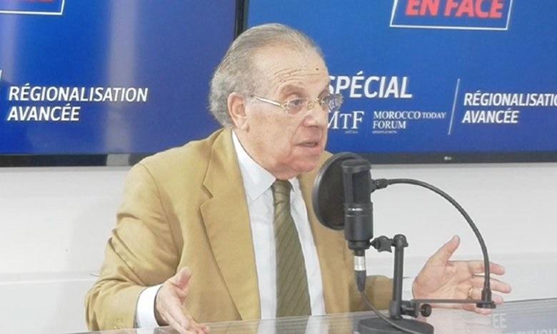 Mustapha Sehimi : «Le patriotisme régional, gage de la réussite de la régionalisation»