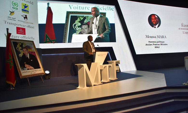 Les enjeux de l'économie du savoir selon Moussa Mara